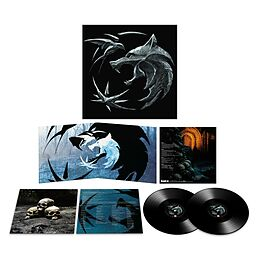 Belousova,Sonya & Giona Ostinelli Vinyl The Witcher (Music fr.the Netflix Original Series)