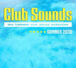 Various CD Club Sounds Summer 2020