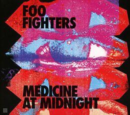 Foo Fighters CD Medicine At Midnight