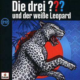 Die Drei ??? CD Folge 212: Und Der Weiße Leopard