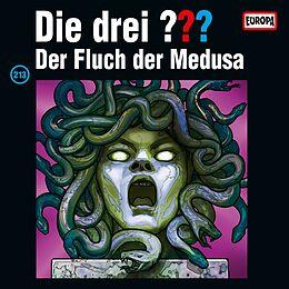 Die drei ??? Vinyl Folge 213: Der Fluch der Medusa
