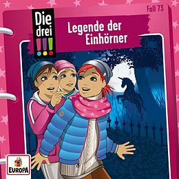 Die Drei !!! CD 073/legende Der Einhörner