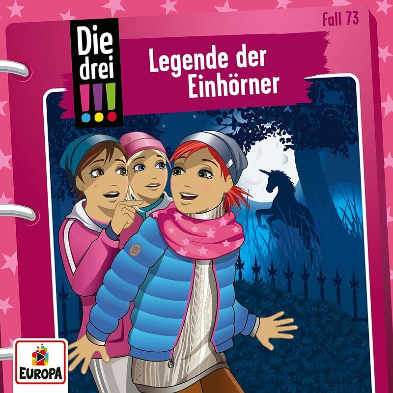 073/legende Der Einhörner