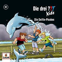 Die Drei ??? Kids CD 082/die Delfin-piraten
