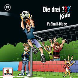 Die Drei ??? Kids CD 083/Fußball-Diebe