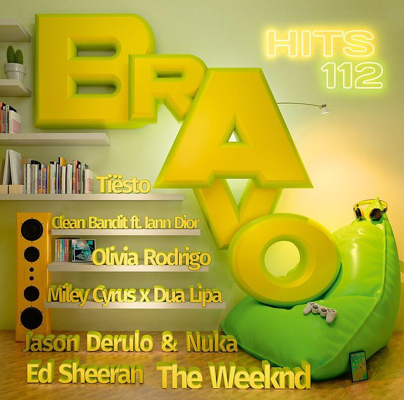 Bravo Hits, Vol. 112 (swiss Edition)
