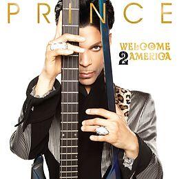 Prince Vinyl Welcome 2 America