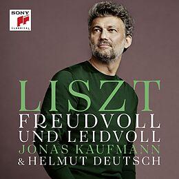 Jonas Kaufmann, Helmut Deutsch CD Freudvoll Und Leidvoll