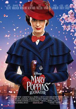 Mary Poppins' Rückkehr DVD