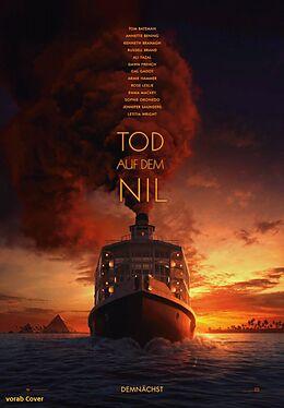 Death on the Nile Blu-ray