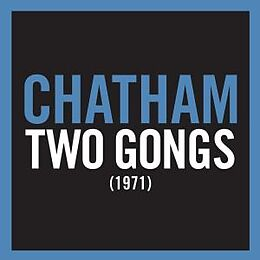 Rhys Chatham CD Two Gongs