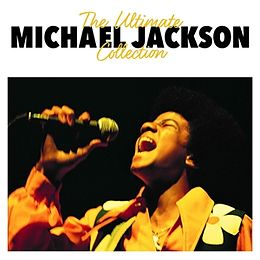 Michael Jackson CD The Ultimate Collection