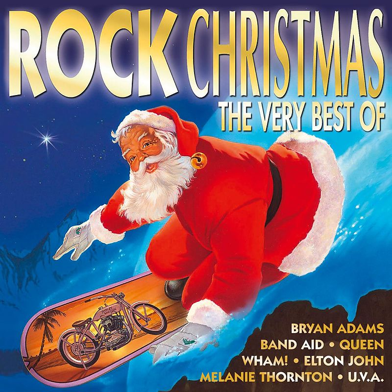 Rock Christmas-The very Best of - Diverse - CD kaufen | exlibris.ch