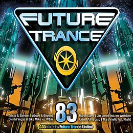 Diverse Dance CD Future Trance 83
