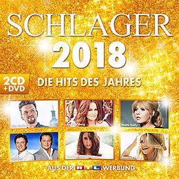 Diverse Schlager CD Schlager 2018 - Die Hits Des Jahres