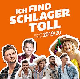 Diverse Schlager CD Ich Find Schlager Toll - Herbst/winter 2019/20