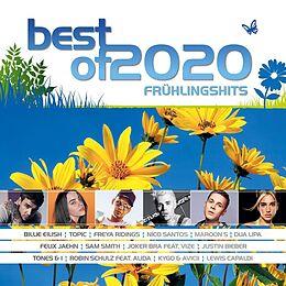 Diverse Pop CD Best Of 2020 - Frühlingshits