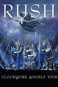 Clockwork Angels Tour (blu-ray)