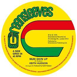 Hudson,Keith Vinyl Nuh Skin Up/Felt We Felt The Strain (Extended)