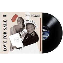 Bennett,Tony & Lady Gaga Vinyl Love For Sale (Vinyl)