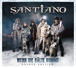 Santiano CD Wenn Die Kälte Kommt (deluxe Edition)