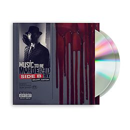 Eminem CD Music To Be Murdered By - Side B (deluxe Edt.)