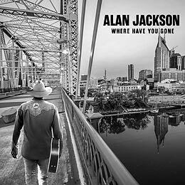 Jackson,Alan CD Where Have You Gone