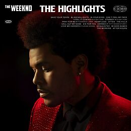 Weeknd,The CD The Highlights