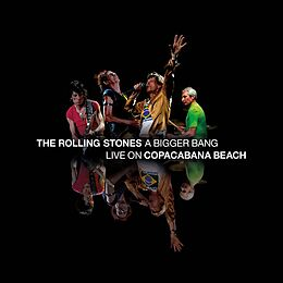 Rolling Stones,The Vinyl A Bigger Bang,Live In Rio 2006 (Ltd.Colour 3LP)