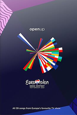 Eurovision Song Contest-Rotterdam 2021 DVD