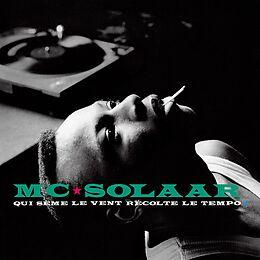 MC Solaar Vinyl Qui Seme Le Vent Recolte Le Tempo (Vinyl)