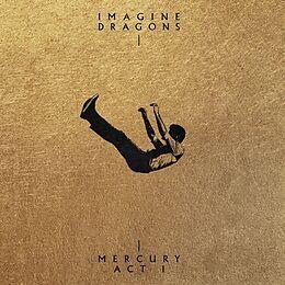 Imagine Dragons CD Mercury - Act 1