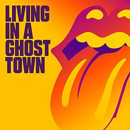 Rolling Stones,The Vinyl Living In A Ghost Town (Limited Edt.,Orange Vinyl)