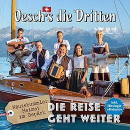 Oeschs Die Dritten Vinyl Die Reise Geht Weiter (Wäutebummler)