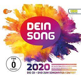 Diverse Pop CD Dein Song 2020 (cd/dvd)