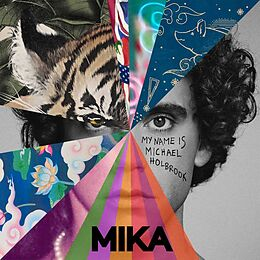 MIKA CD My Name Is Michael Holbrook