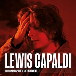 Capaldi Lewis CD Divinely Uninspired To A Hellish Extent (extended)