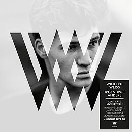 Weiss Wincent CD Irgendwie Anders (limitierte Deluxe Edition)
