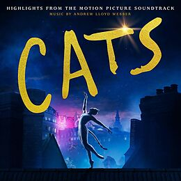 Webber Andrew Lloyd CD Cats Highlights From The Motion Picture Soundtrack