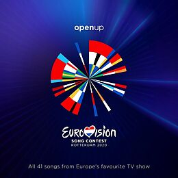 Various Artists CD Eurovision - A Tribute To Artists And Songs 2020