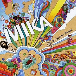MIKA CD-ROM EXTRA/enhanced Life In Cartoon Motion
