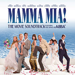 OST, VARIOUS CD Mamma Mia