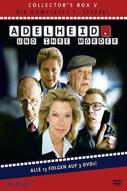 Adelheid und ihre Mörder - Collectors Box V - Die komplette 5. Staffel