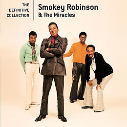 Robinson,Smokey & Miracles,The CD The Definitive Collection