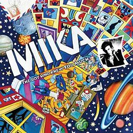MIKA CD The Boy Who Knew Too Much