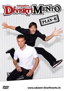 Divertimento Plan-B DVD