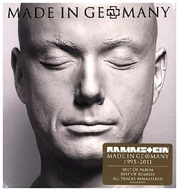 Rammstein CD Made In Germany 1995 - 2011