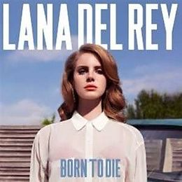 Lana Del Rey Vinyl Born To Die