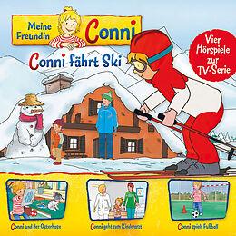 05: Conni fährt Ski/und der Osterhase/geht zum Kinderarzt/spielt Fußball