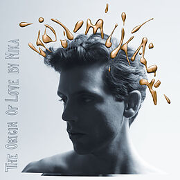 Mika CD The Origin Of Love